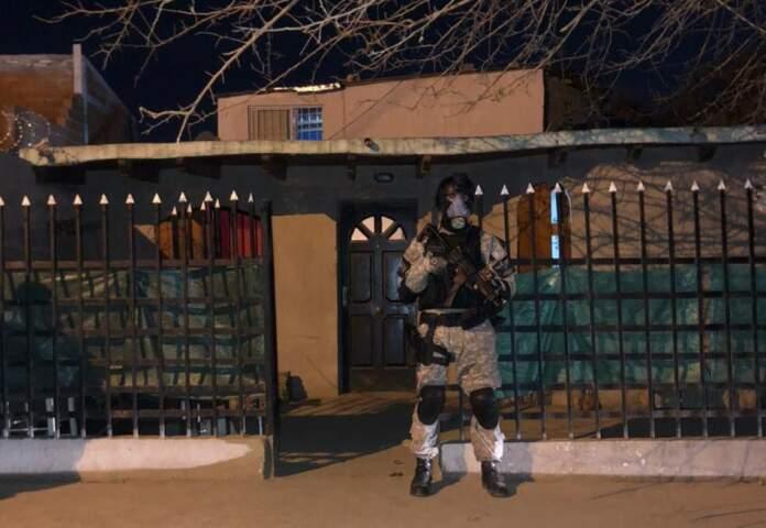 fpa 9 de julio - Un detenido por venta de drogas en Córdoba