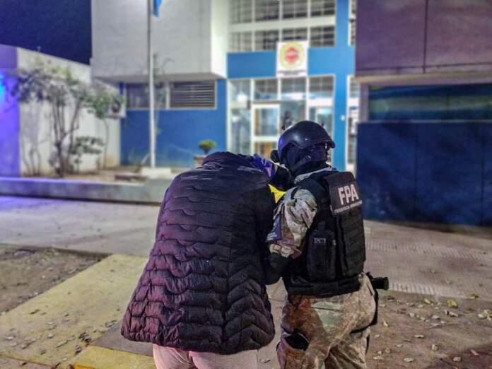fpa detenido - La Fuerza Antinarcóticos continúa con las detenciones por venta de drogas