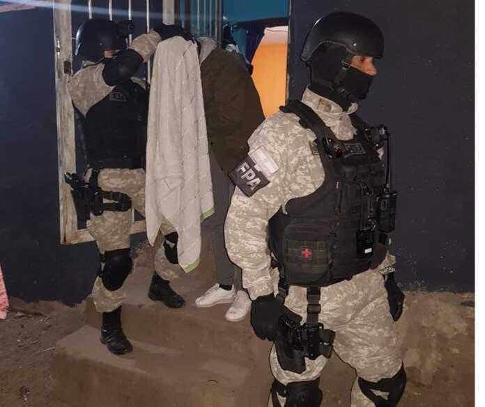 fpa la calera - Dos detenidos por narcomenudeo en La Calera