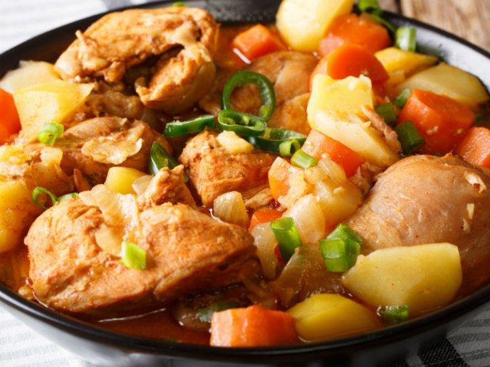 recetas de guisos de pollo con verduras faciles economicos - La receta del finde: cazuela de pollo