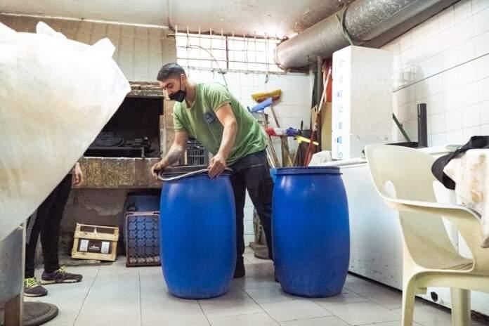 reciclado aceite - Alta Gracia se suma al reciclado del aceite de freír usado