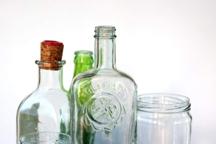 reciclar vidrio - Por un convenio, La Bolsa recolectará envases de vidrio