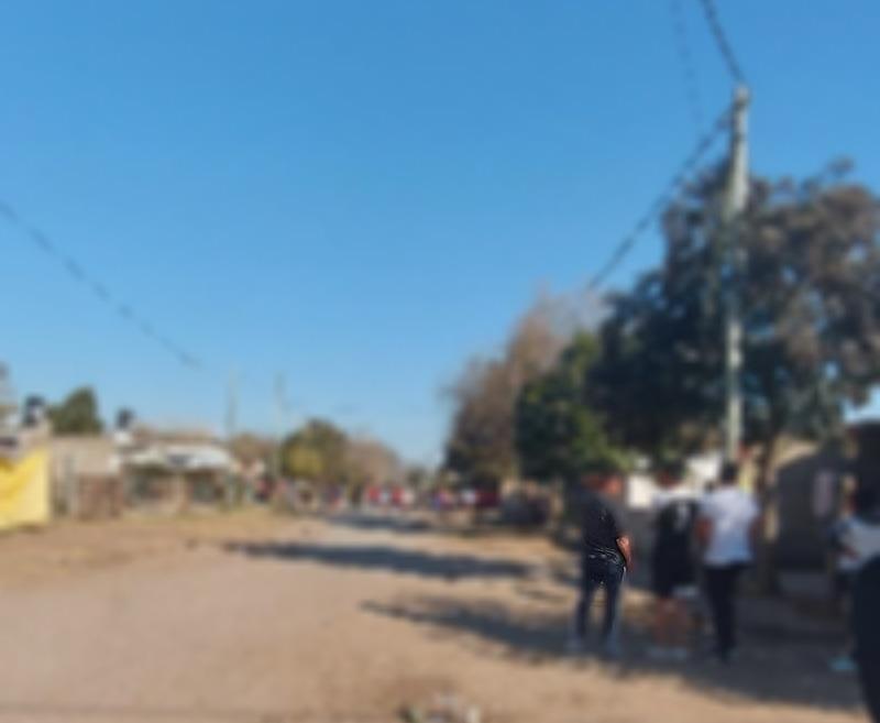 rina parque virrey - Riña y disparos en una vivienda en barrio Parque Virrey