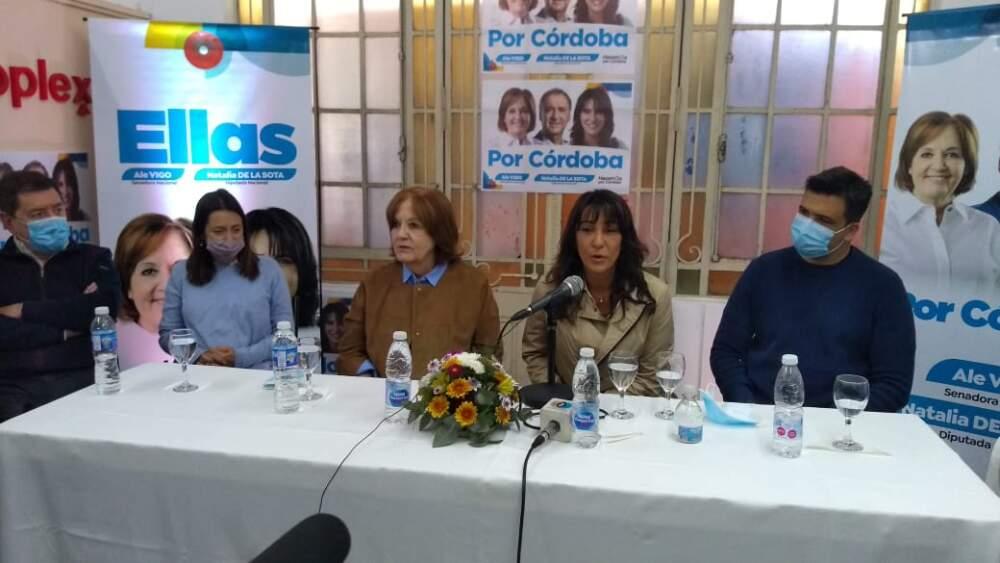 """vigo de la sota torres testa basualdo - """"Vamos a defender los intereses de Córdoba"""""""