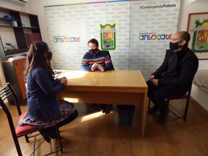 Anisacate gestion cultural septiembre - Anisacate: Taller de gestión cultural colaborativa y comunitaria