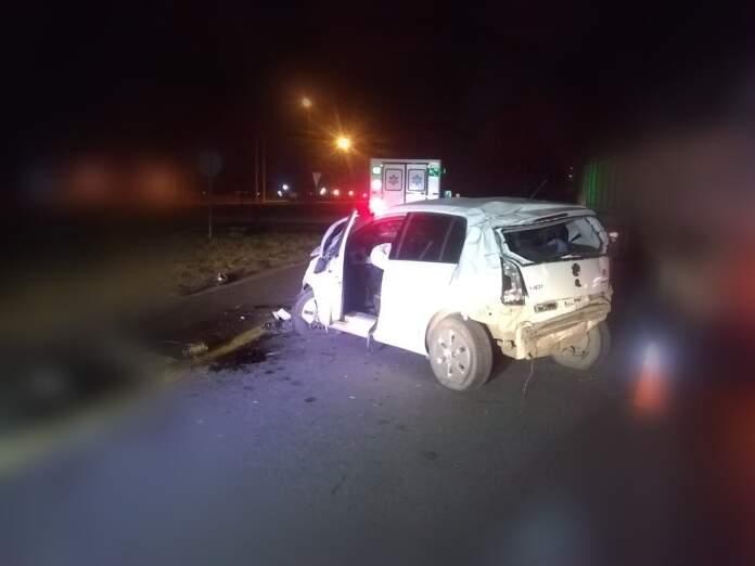 accidente bouwer - Pudo haber sido una tragedia
