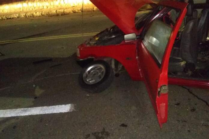 accidente fatal rio ceballos - Siniestro fatal en Río Ceballos: murió una joven y el conductor está internado