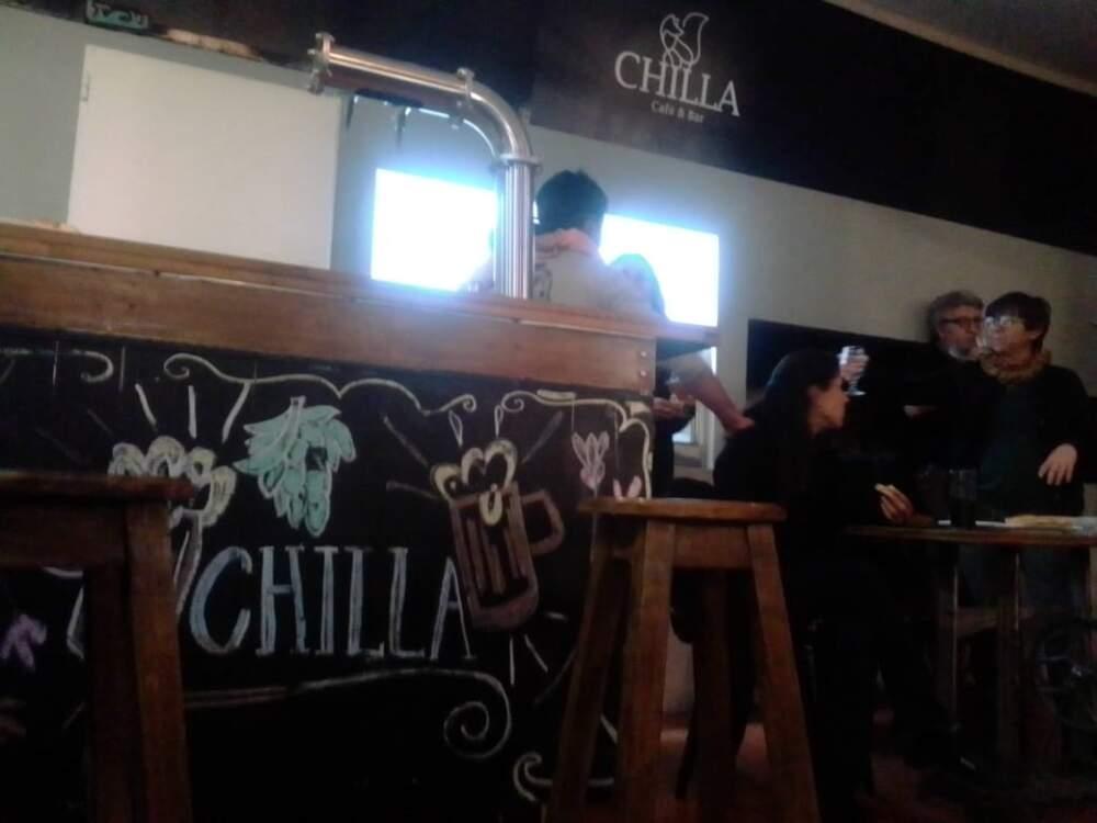chilla bar2 - El lugar de las buenas canciones