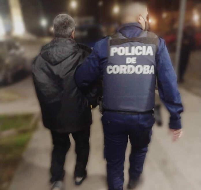 detenido malagueno - Un detenido por violencia familiar en Malagueño