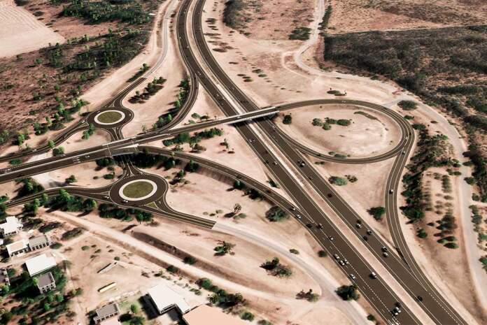 proyecto final falda del carmen - La autopista Cba-Carlos Paz tendrá un nuevo distribuidor hacia Falda del Carmen