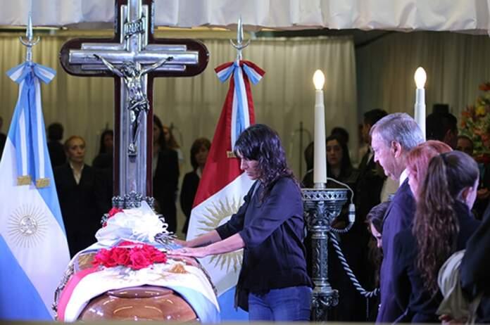z natalia dls schiaretti funeral 1w - Hace tres años De la Sota moría trágicamente