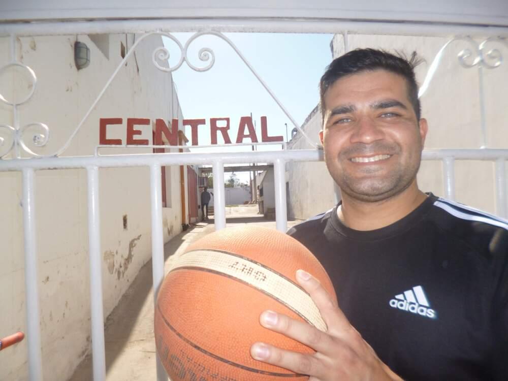 """Central 2 - """"Tenemos muchas expectativas para estas jornadas de básquet 3x3"""""""