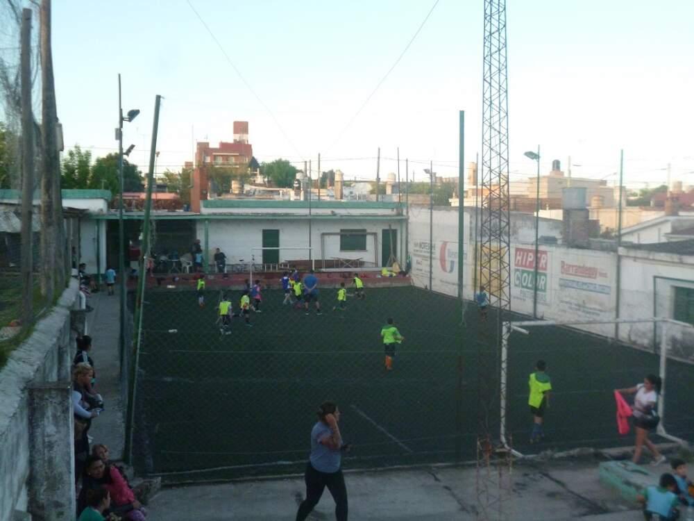 Sporting 1 Cancha - Club Sporting de Alta Gracia: un gigante nuevamente de pie