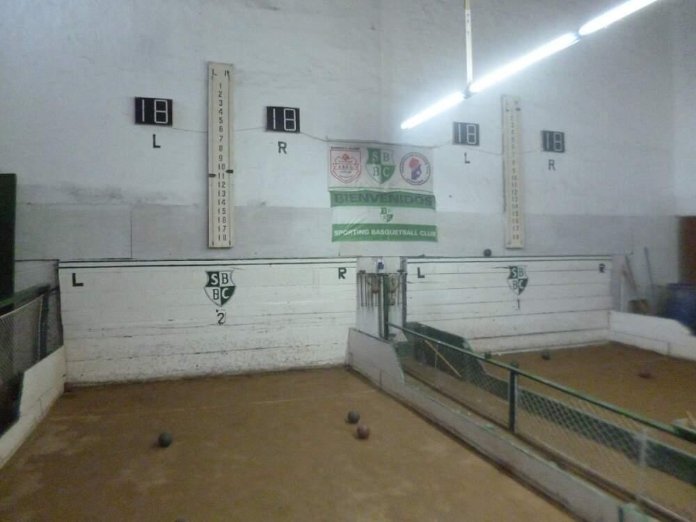 Sporting 3 Bochas - Club Sporting de Alta Gracia: un gigante nuevamente de pie