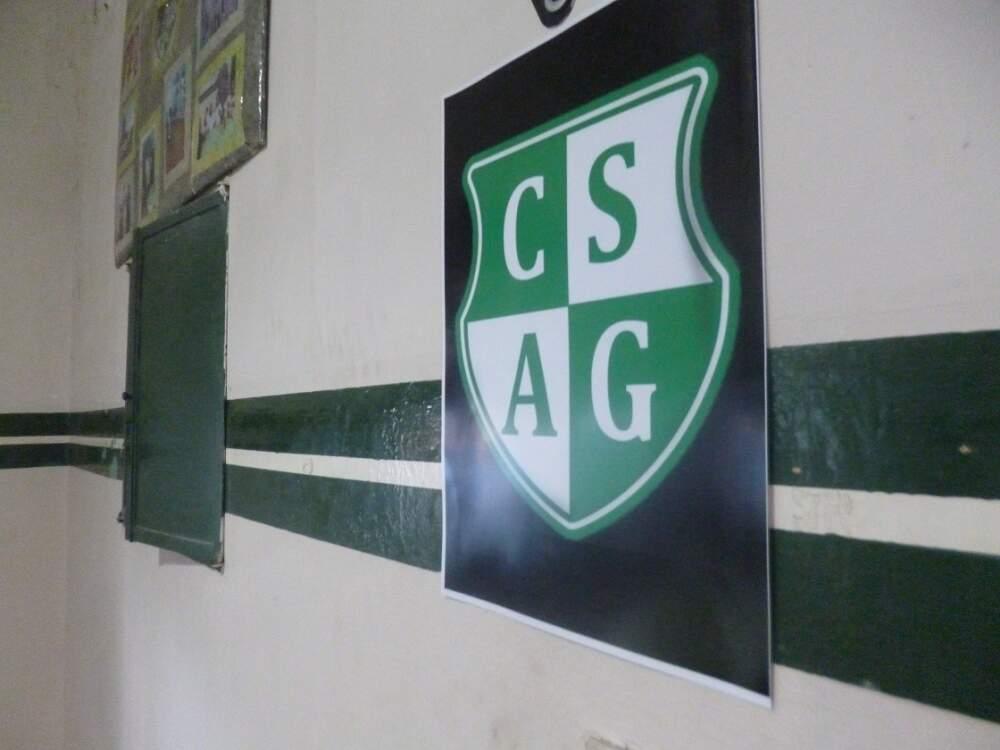 Sporting 5 Escudo - Club Sporting de Alta Gracia: un gigante nuevamente de pie