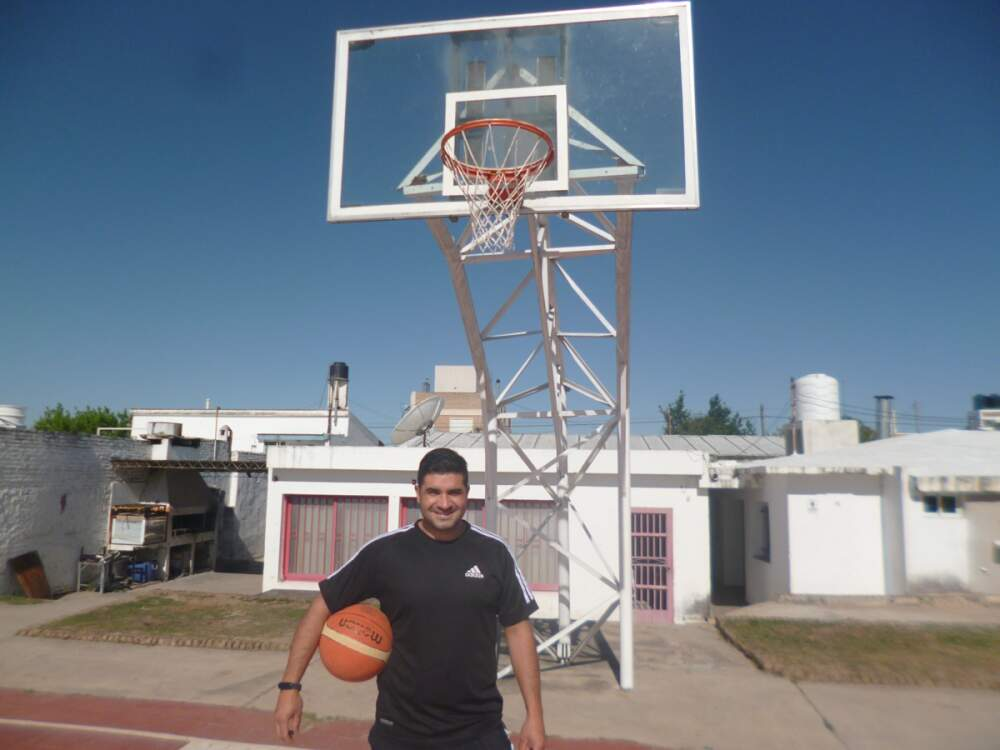 """central 1 - """"Tenemos muchas expectativas para estas jornadas de básquet 3x3"""""""
